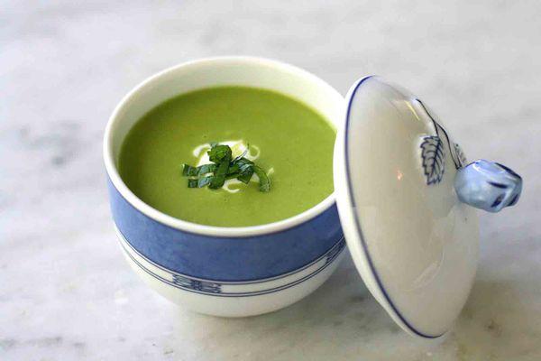 Summer Pea Soup