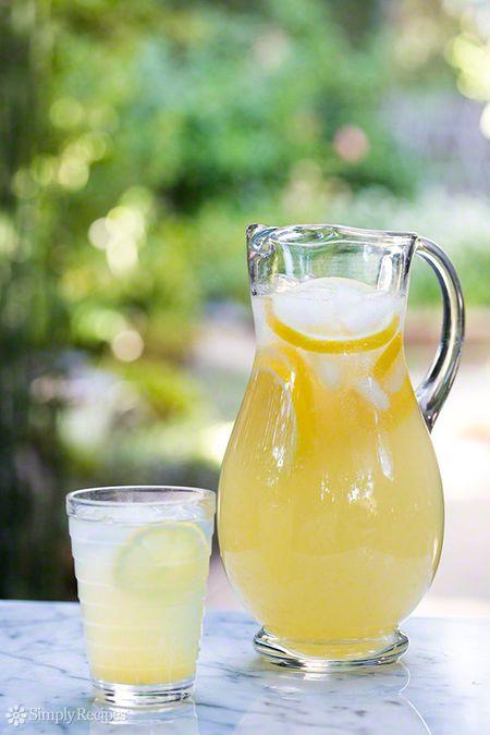 Perfect Lemonade Recipe