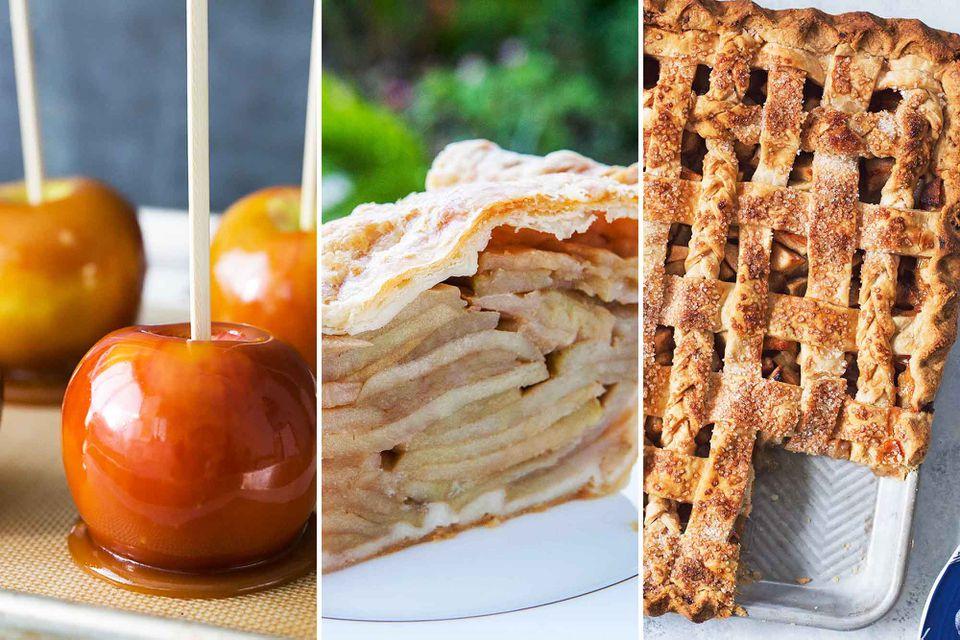 Fall Apple Desserts