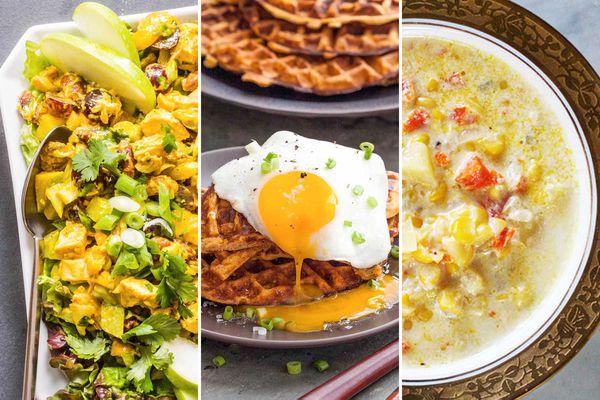 Simply Recipes 2019 Meal Plan: September Week 1