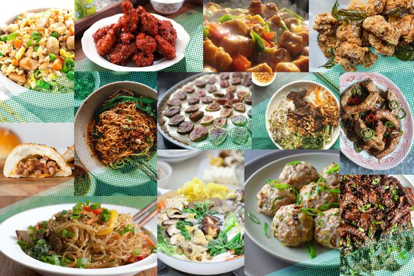 Asian American Food Writers Round Up of Recipes