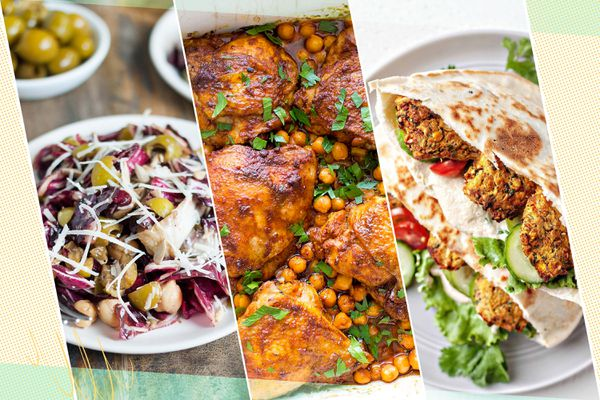 Easy Recipes to Make with a Can of Chickpeas