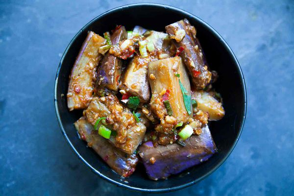 Sichuan Eggplant