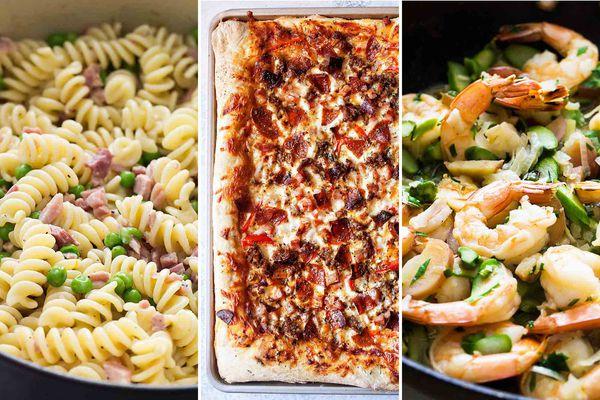 Meal Plan for April Week 1