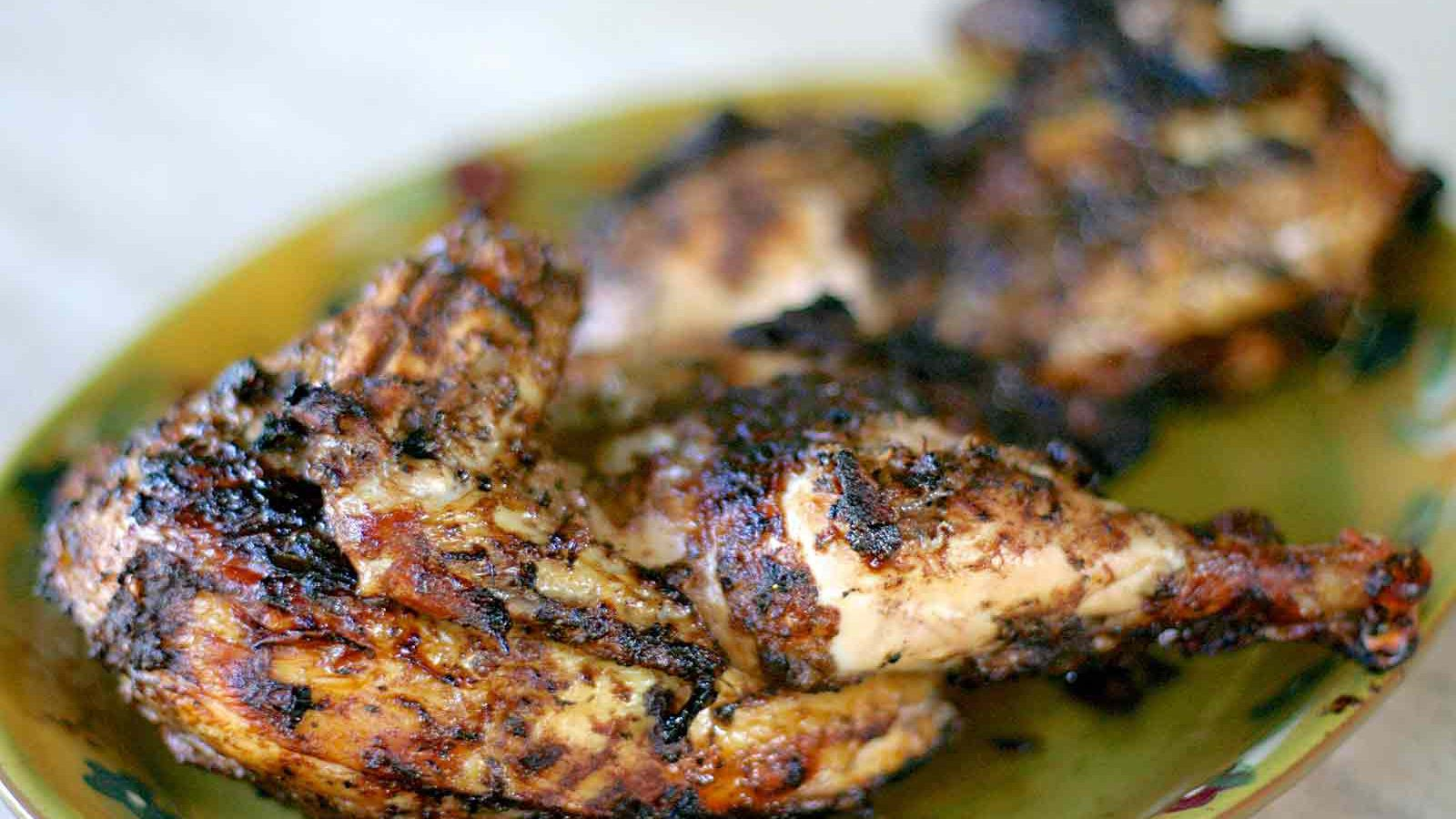 Jerk Chicken Recipe Baked Or Grilled