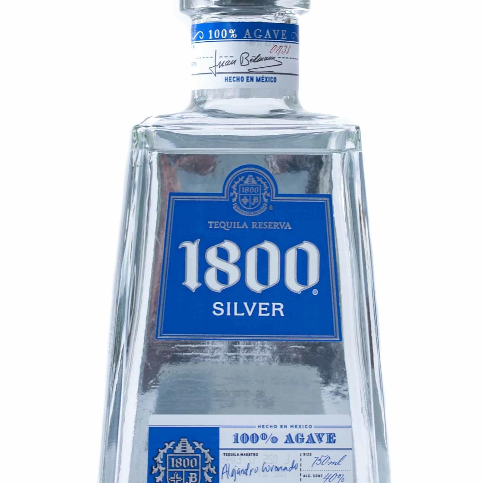 1800 Silver Especial