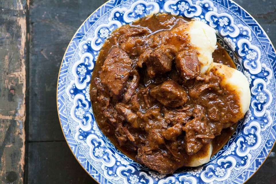 Carbonnade Beef and Beer Stew
