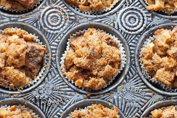 Apple Cinnamon French Toast Muffins