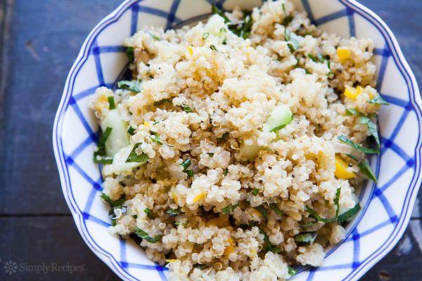 Quinoa Pilaf