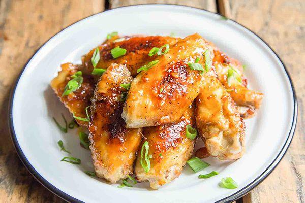 Miso Chicken Wings