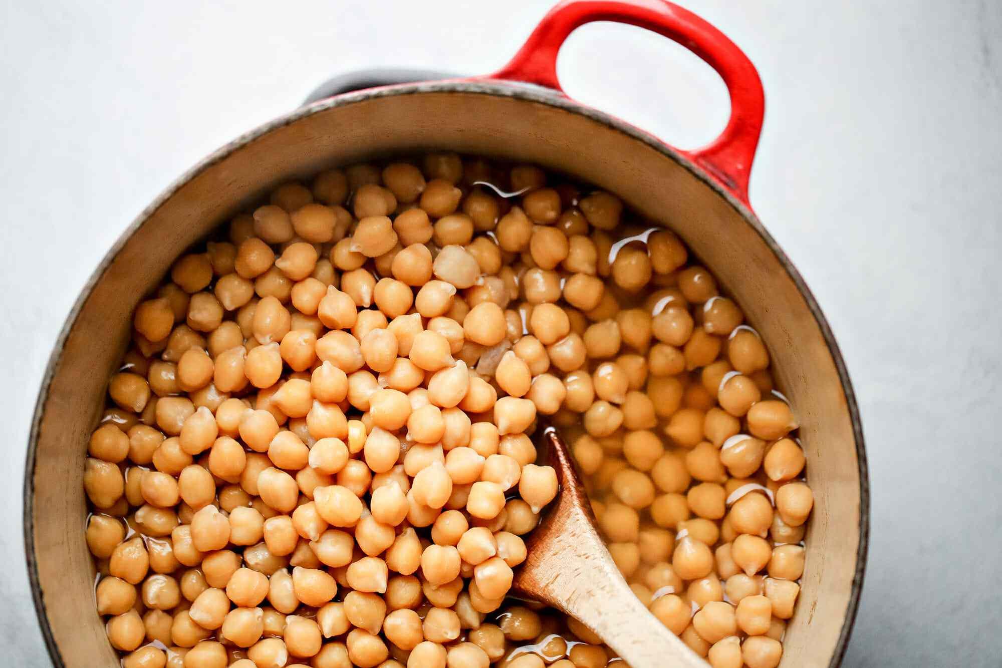 Dried beans recipe