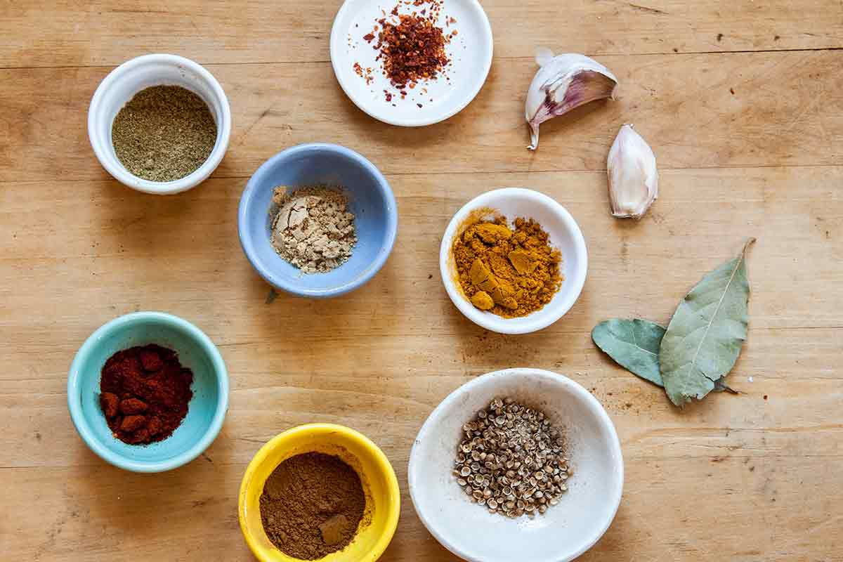 spices for moroccan pot roast