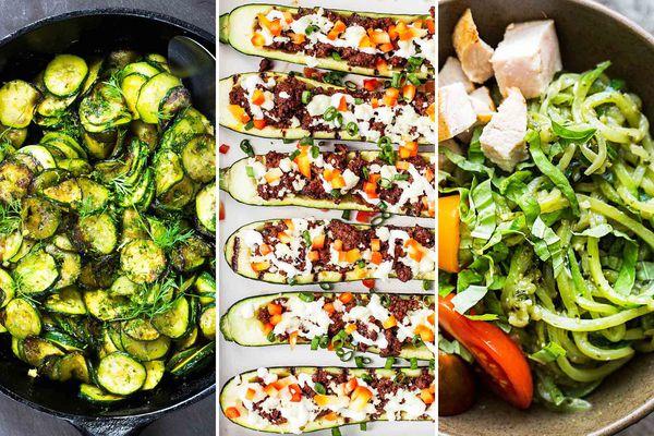 15 Zucchini Recipes