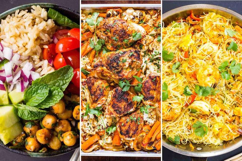 January Week 2 Meal Plan