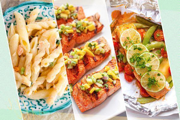 Top salmon recipes