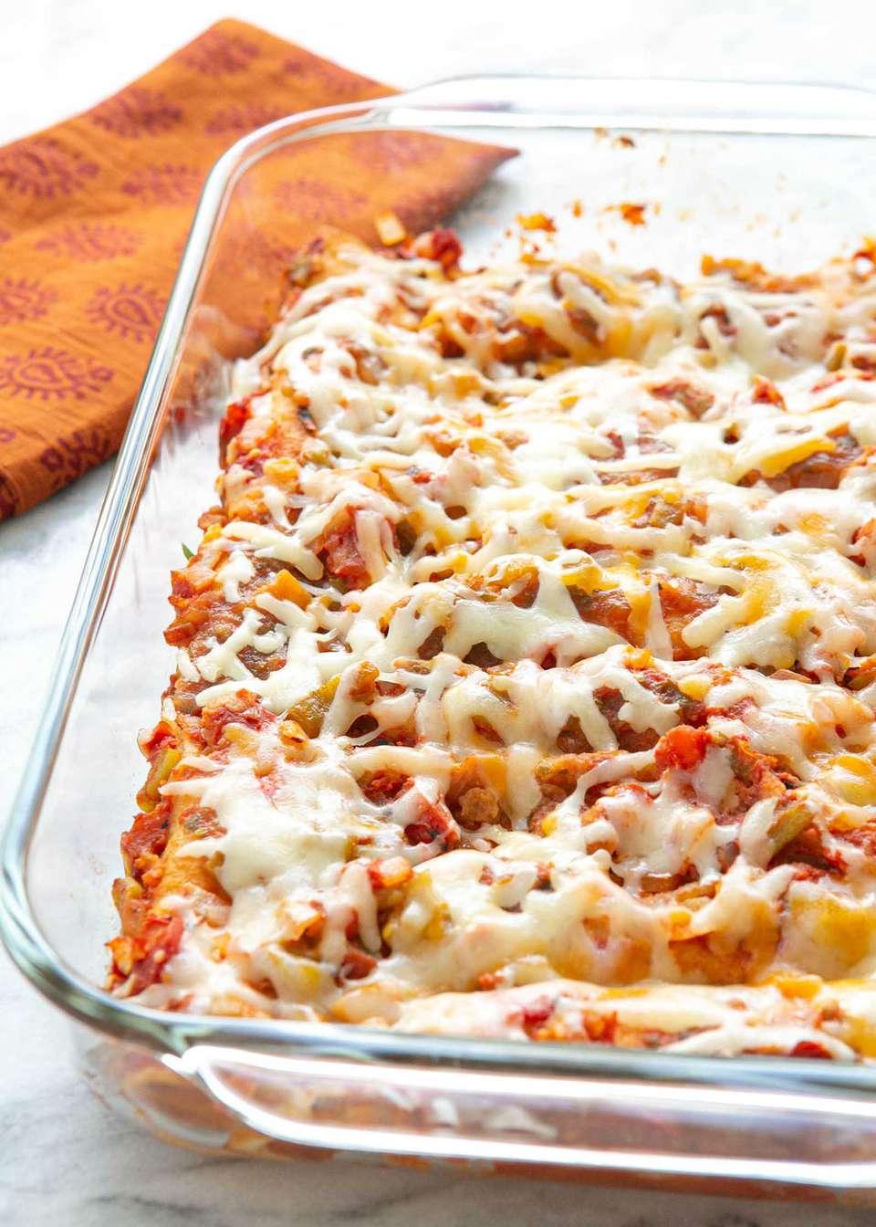 Cheese Enchilada Recipe