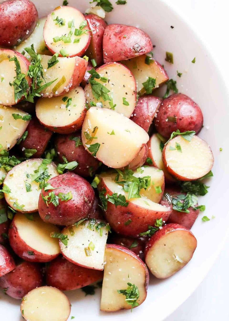 Sous Vide Roast Potatoes