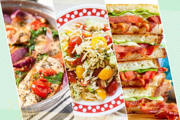 Mouthwatering Tomato Recipes