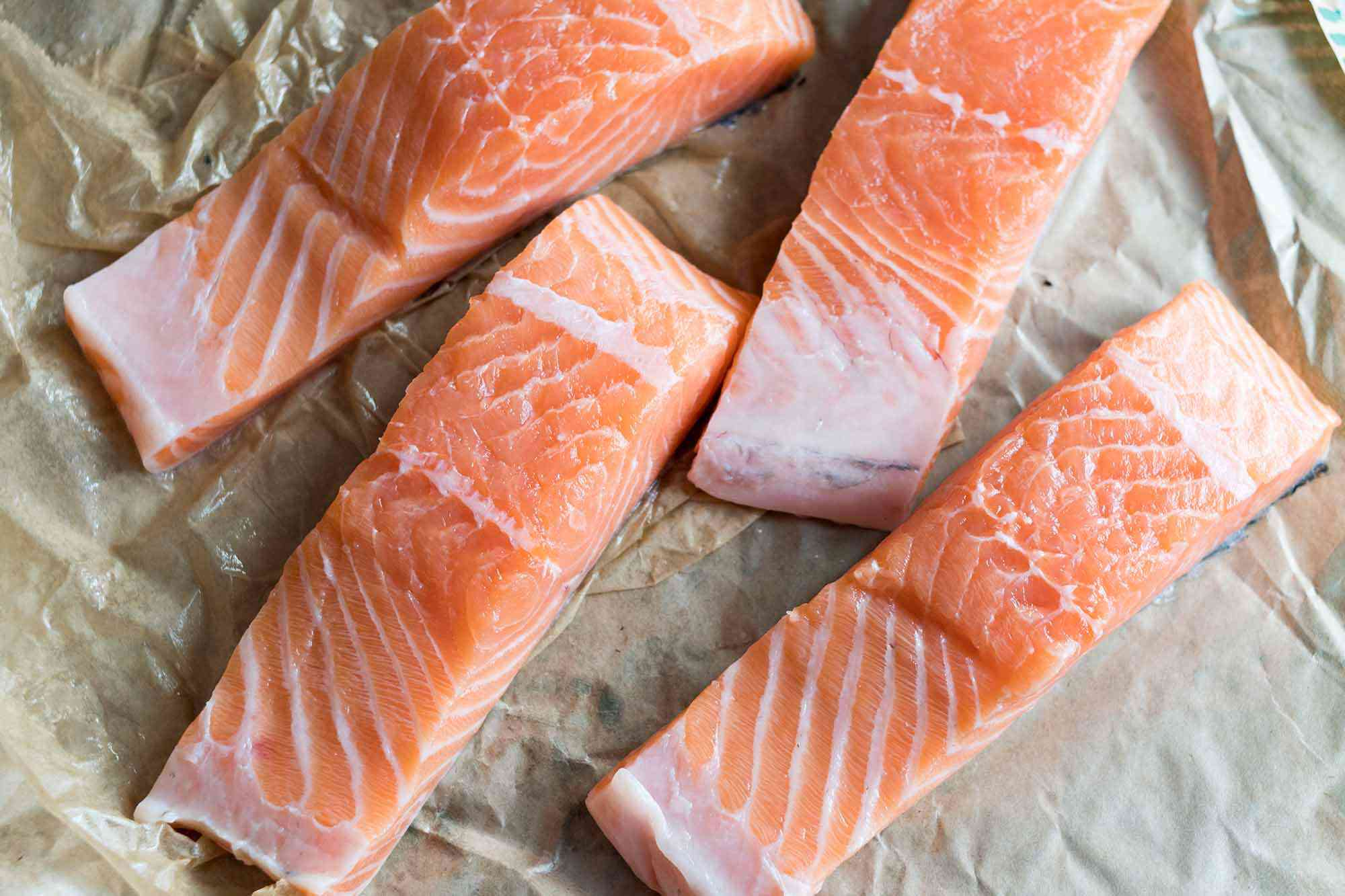 Sous Vide Teriyaki Salmon
