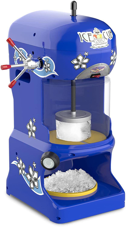 Great Northern Popcorn Company Hawaiian Shaved Ice Machine and Snow Cone Maker