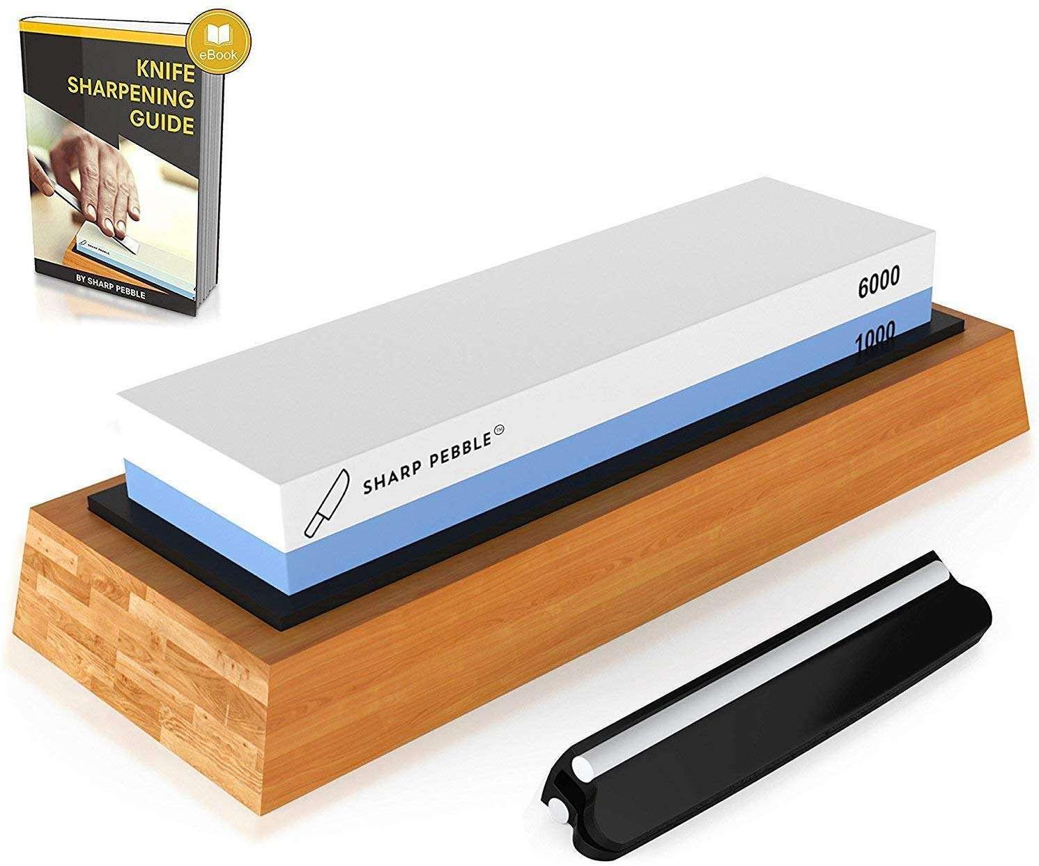 Sharp Pebble Premium Whetstone Knife Sharpening Stone