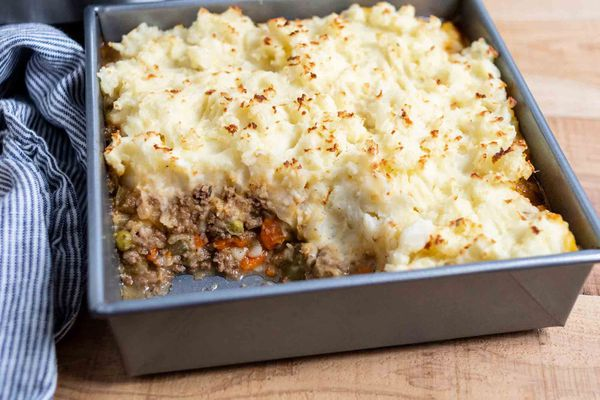 Cottage Pie in the Pressure Cooker