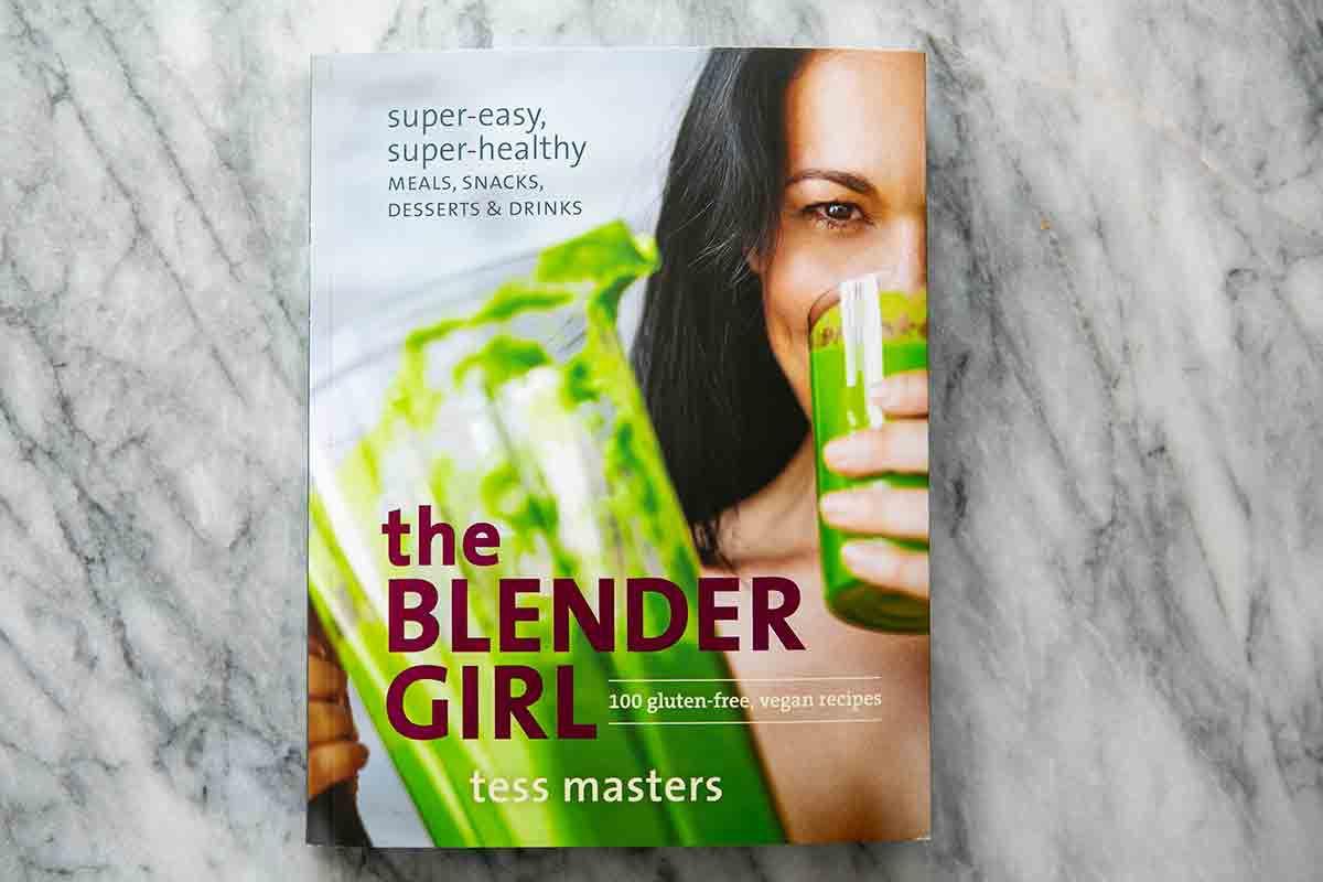 blender girl tess masters cookbook