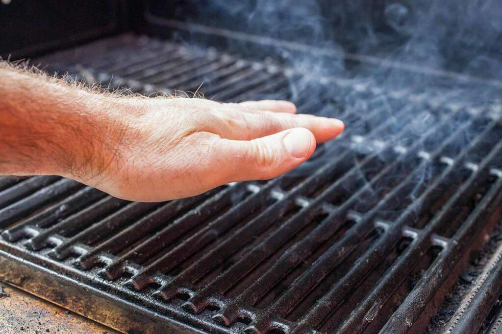 How to Make the Best Burgers on the Grill heat the grill
