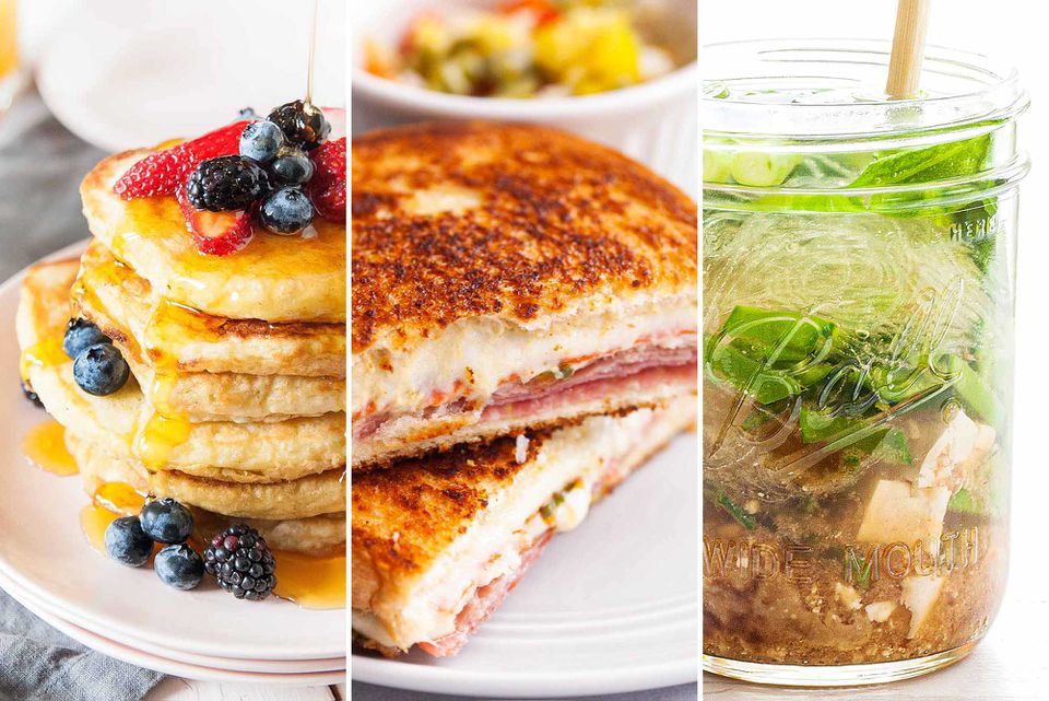 12 Meals for Cooking on your Own for the First Time