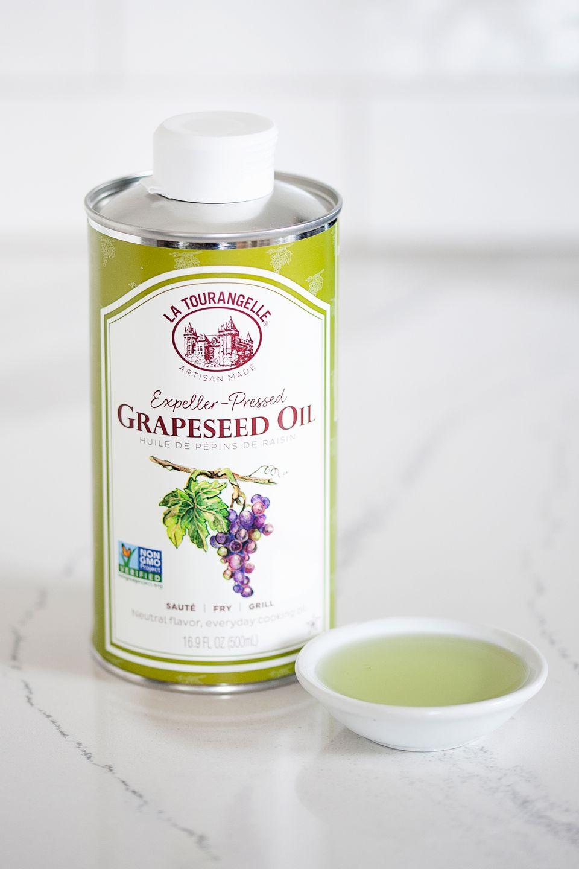 La Tourangelle expeller-pressed grapeseed oil