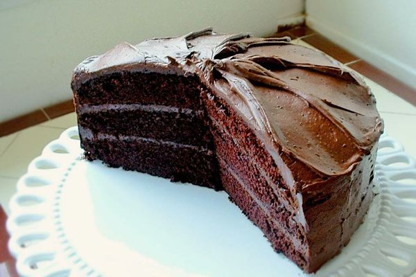 Best Scratch Chocolate Cake