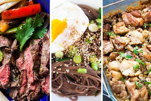 Meal Plan for April Week 4