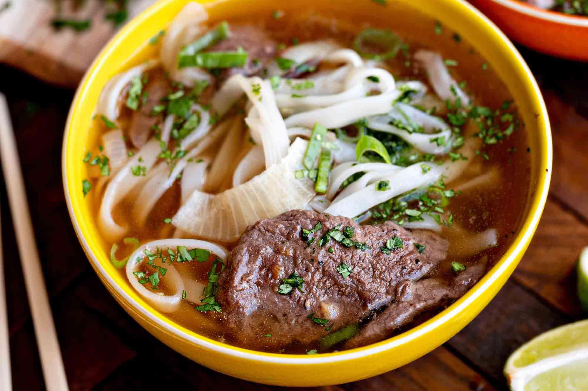 Simple Beef Pho Recipe