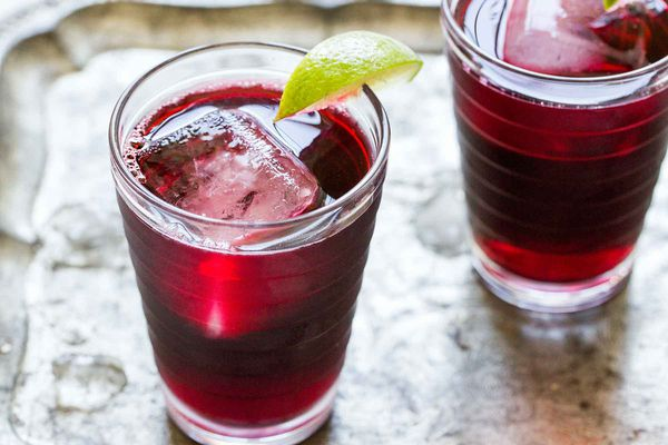Agua de Jamaica, Hibiscus Tea