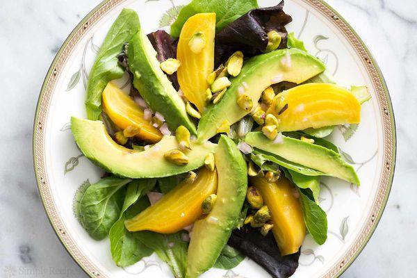 Avocado Beet Salad