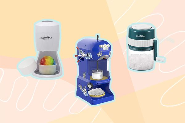 The Best Shaved Ice Machines