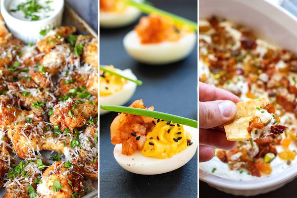 13 Festive Appetizers for a New Year's Eve Party