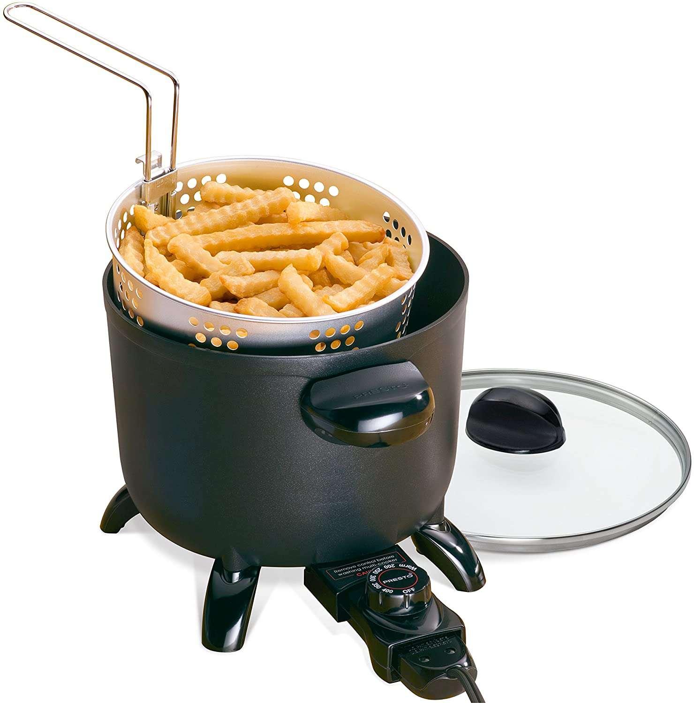 Presto Kitchen Kettle Multi-Cooker and Steamer