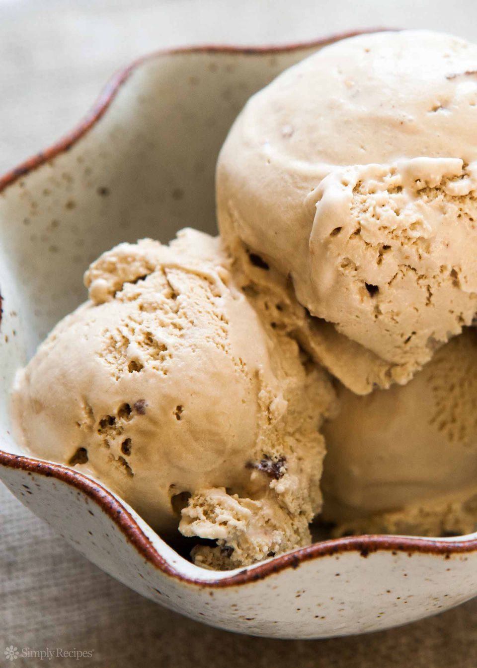 Coffee Heath Bar Ice Cream
