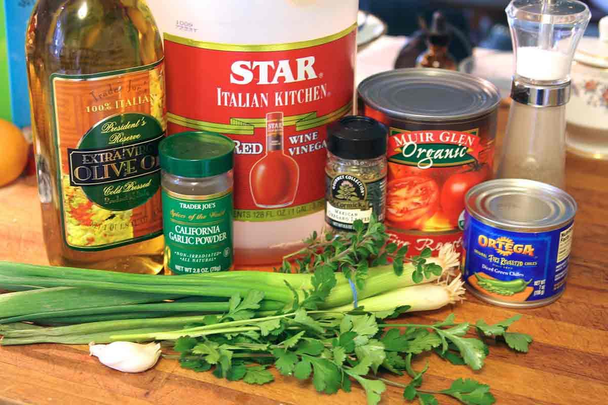 best homemade salsa ingredients