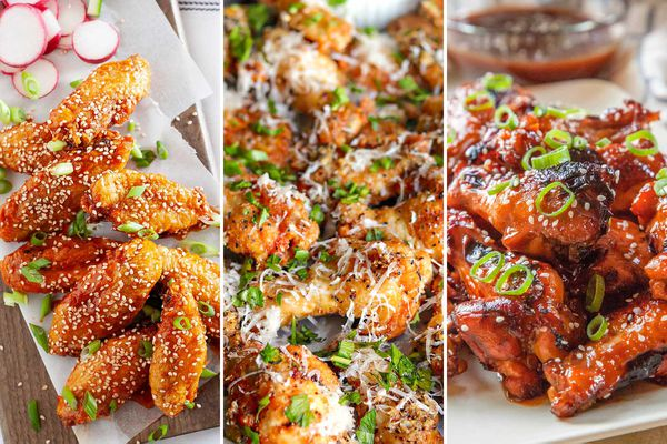 11 Wing Recipes for Your Super Bowl