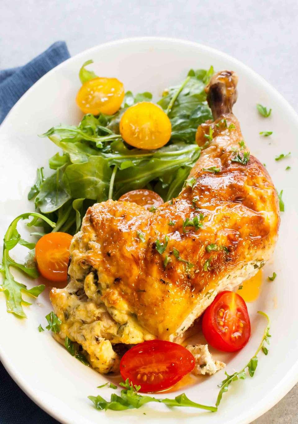 Ricotta Stuffed Chicken