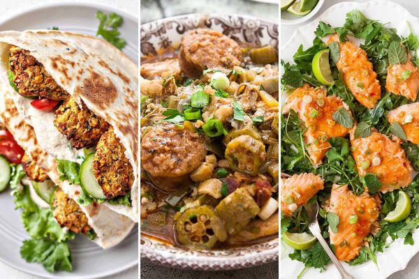 Simply Recipes 2019 Meal Plan: September Week 5