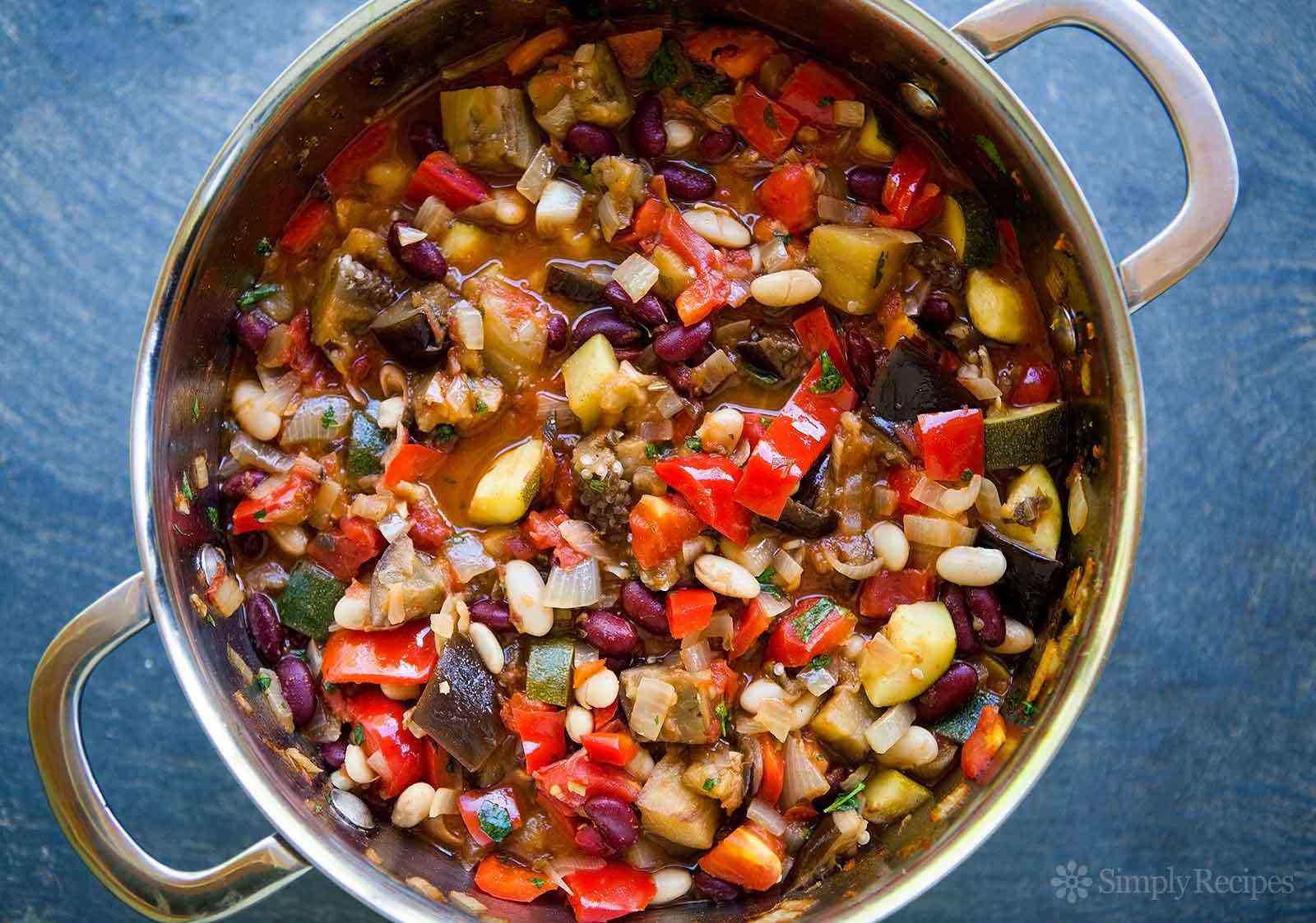 Vegetable Meatless Chili