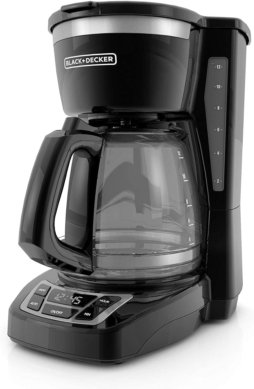 BLACK+DECKER 12-Cup Programmable Coffeemaker CM1160