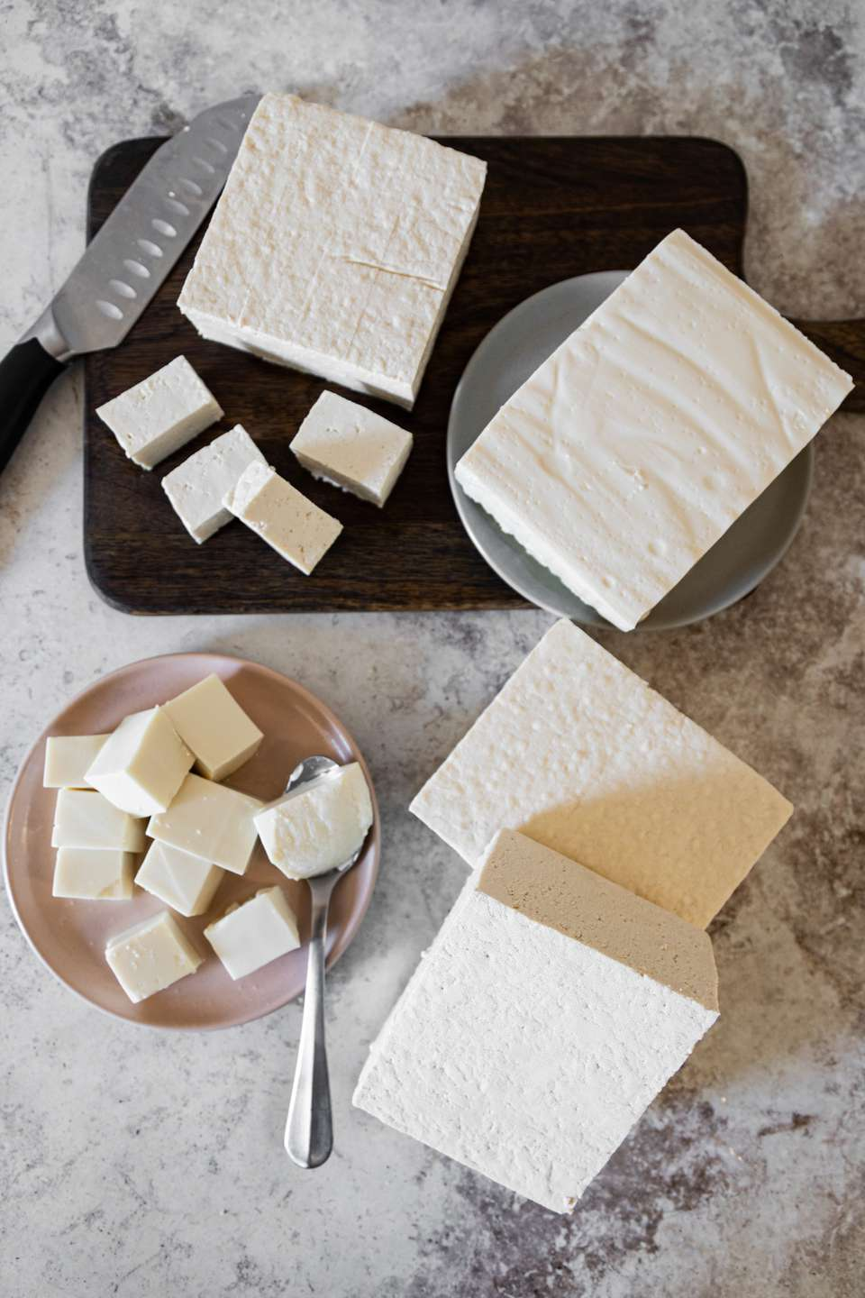 5 different types of tofu guide to tofu