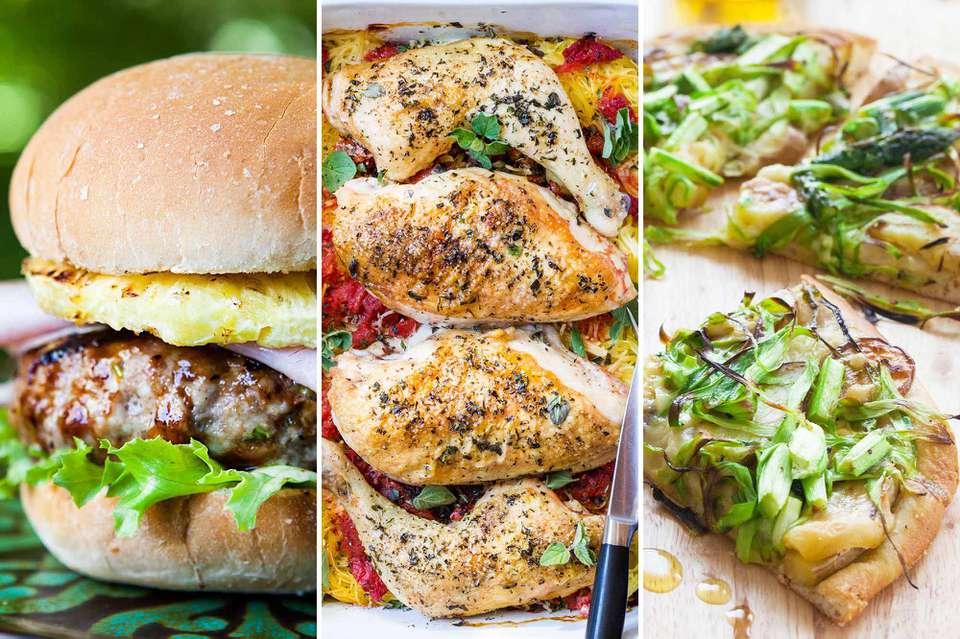 Meal Plan for June Week 2