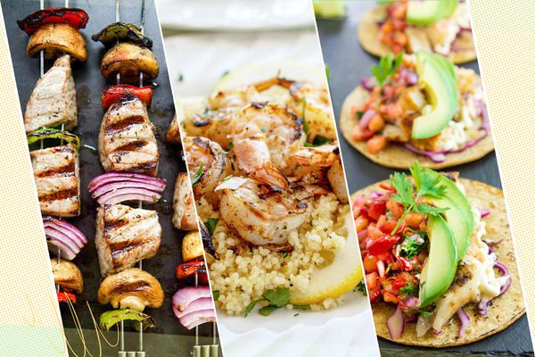 Don't Let Summer End Without Trying These Grilled Seafood Recipes