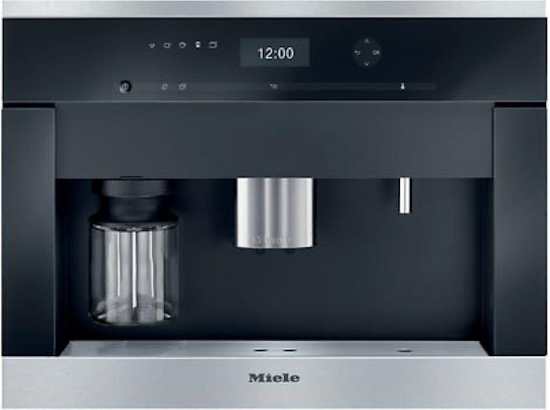 miele-CVA-6401-built-in-espresso-system