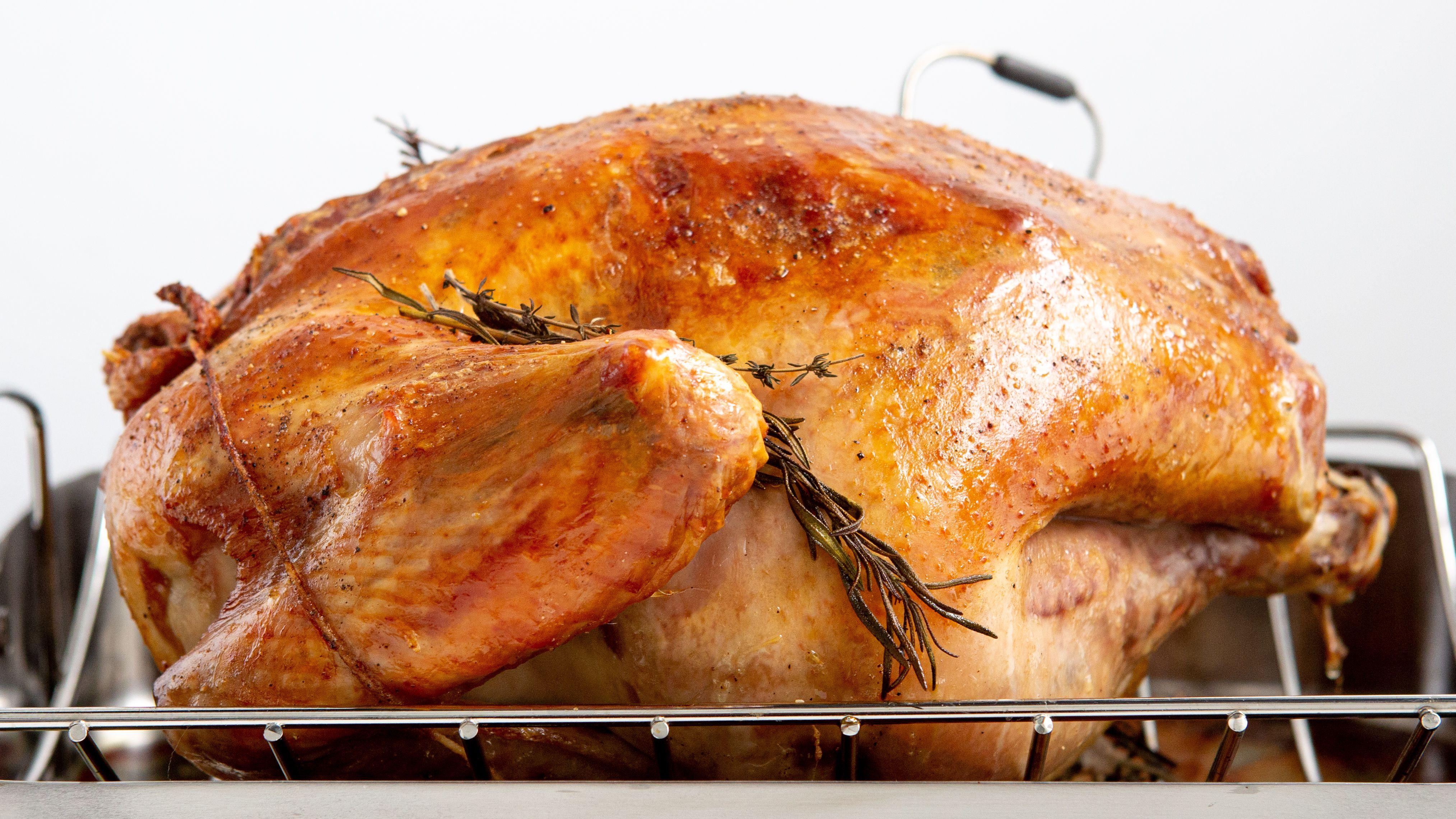 Mom S Roast Turkey Recipe A Classic